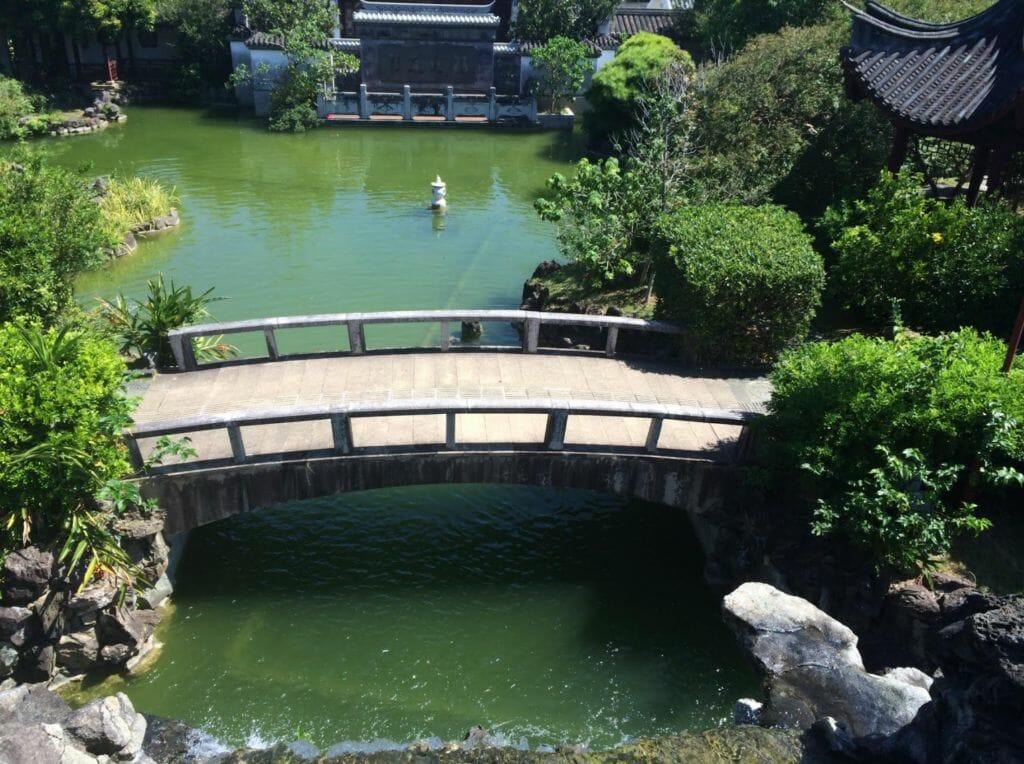 福州園日本観光