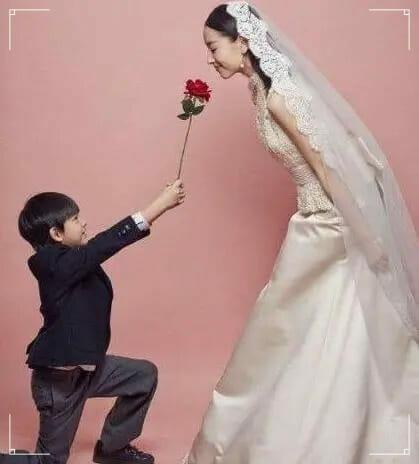 ドン・ジエ結婚年齢離婚