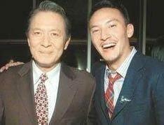 チャンチェン兄と父