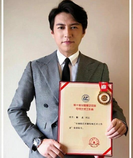 中国俳優ジンドン結婚妻子供