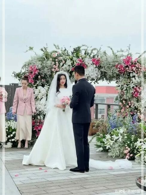 バロンチェン結婚と父親